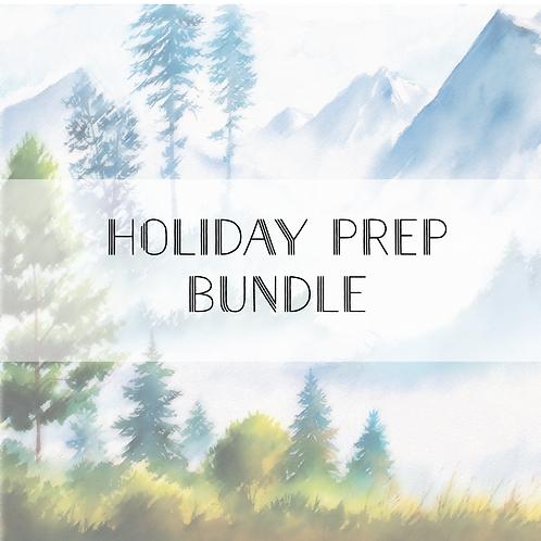 Holiday Prep Bundle