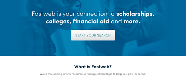 Fastweb Scholarship Search