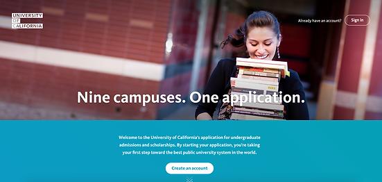 UC application