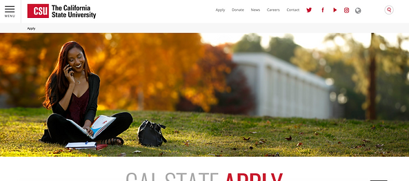 Cal State Application