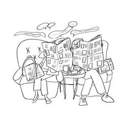 newspaper years