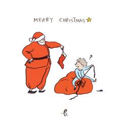 merry X'mas Santa