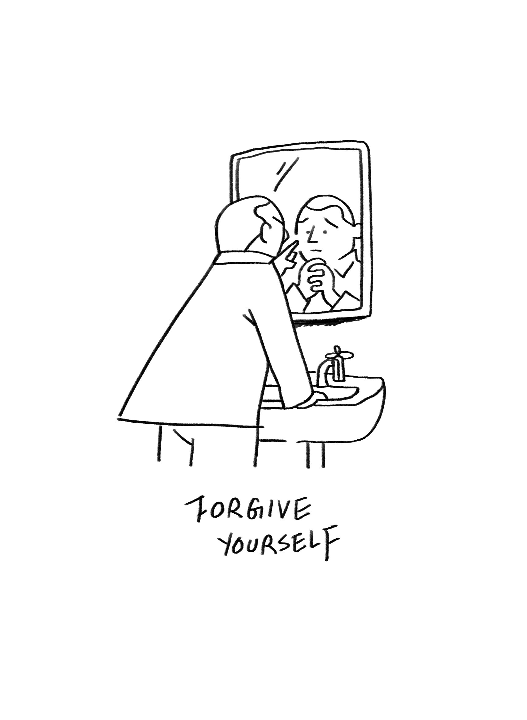 forgiveyrself