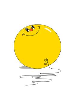 sad balloon