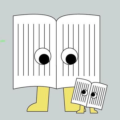 葵青公共圖書館書櫃分類貼紙改裝項目Public Library Bookshelves Sticker Graphic Design Project