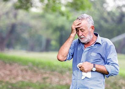 קשיש הלך לאיבוד ללא שעון איתור
