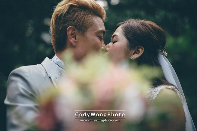 我想要愛 - CodyWongphoto