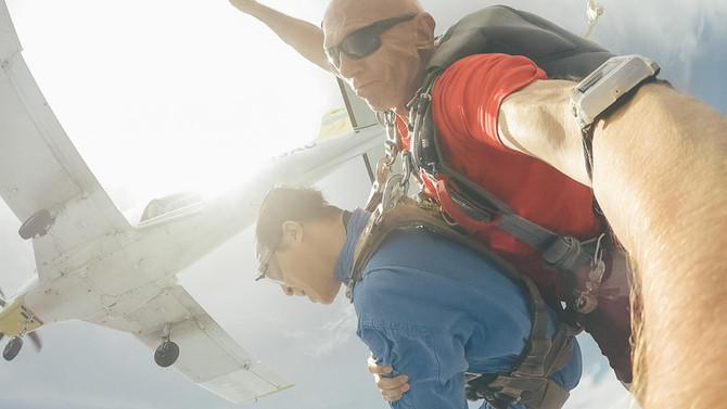 一萬四千呎skydive!- CodyWongPhoto