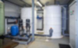 система водоподготовки, ВЗУ, водозаборный узел, станция обезжелезивания