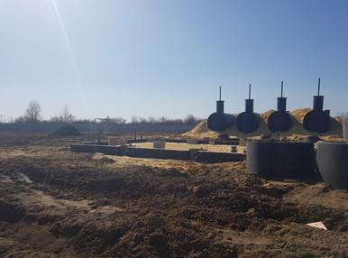 Водозаборный узел г. Донской Тульской области