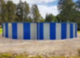 Завершение строительства Водозаборного узла производительностью ВЗУ 1000м3/сут. для резидентов особой экономической зоны СТУПИНО КВАДРАТ. Эководбио.