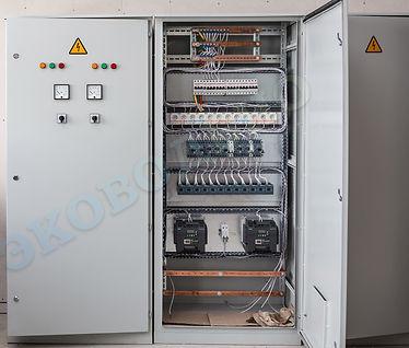 шкаф управления и автоматики, щит управления и автоматики
