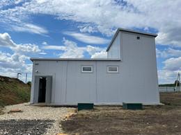 Запустили в работу станцию водоподготовки в Кимовске, Тульская область.