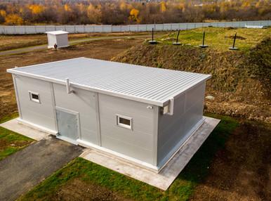 Сдали в эксплуатацию водозаборный узел производительностью 600 куб.м. в сутки
