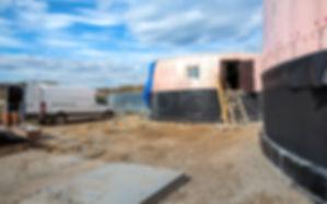 Строительство ВЗУ, водозаборный узел, станция водоподготовки, эководбио