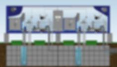 Очистные сооружения, хозяйственно бытовых сточных вод, модульного типа, биологическая очистка, модульного исполнения, очистные сооружения хозяйственно бытовых сточных вод, очистные сооружения хозяйственно-бытовых сточных вод, очистные сооружения модульного типа