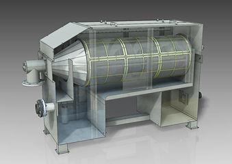 установка микрофильтрации, фильтр барабанный, шнековый, микросетчатый, фильтрующая мембрана, фильтр тонкой очисти, фильтр доочистки