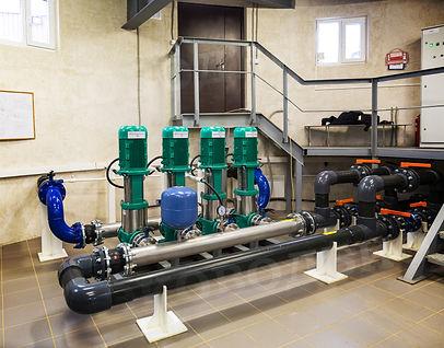 Строительство ВЗУ, оборудование ВЗУ, насосная станция второго подъема, водозаборный узел, станция водоподготовки, эководбио