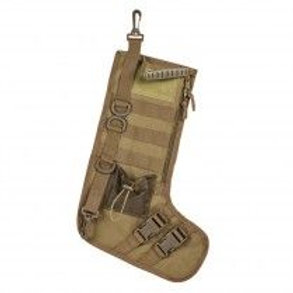 VISM® by NcSTAR® TACTICAL HOLIDAY STOCKINGS - TAN