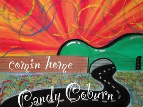 Comin' Home (CD)