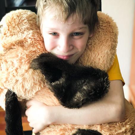 Westli - A lovely boy with ASH1L