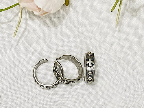 Décima de rosario - anillo