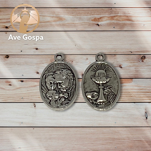 Medalla Sagrada Familia