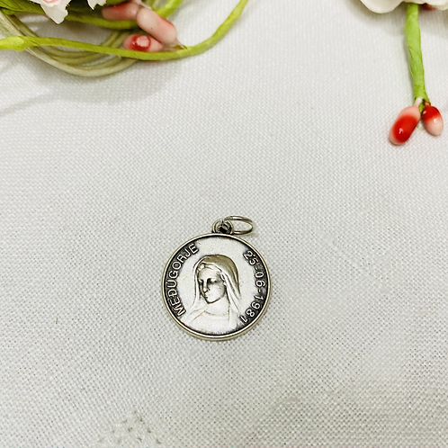 Medalla Medjugorje