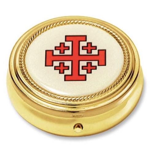 Portaviático Cruz de Jerusalén