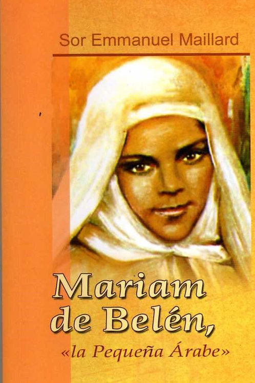 Mariam de Belén la pequeña árabe