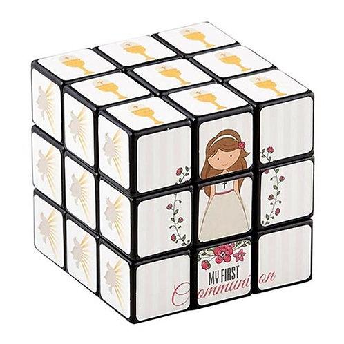 Cubo puzle Primera Comunión