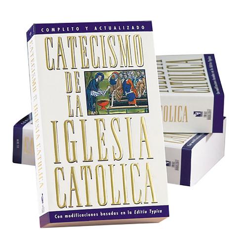 Catecismo de la iglesia Católica. 864 páginas.
