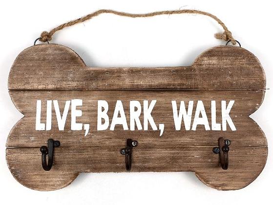 Kapstok Live, Bark, Walk