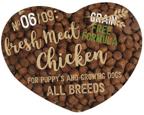 Puppy Fresh Meat Kip