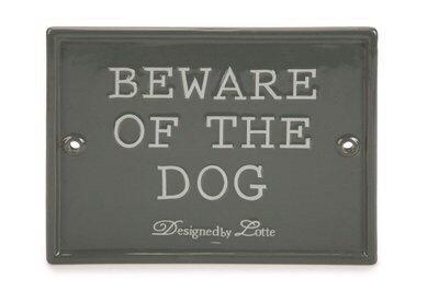 Beware of the dog