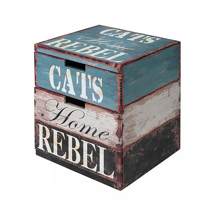 Cats Rebel Box