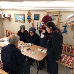 Çini - Seramik Workshop