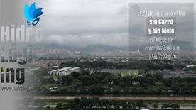Día sin Carro y sin Moto en Medellín y su área Metropolitana  23 de abril de 7:00 a.m. hasta 7:00 p.