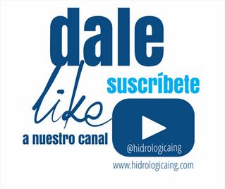 Regálanos un like y suscríbete a nuestro canal de YouTube