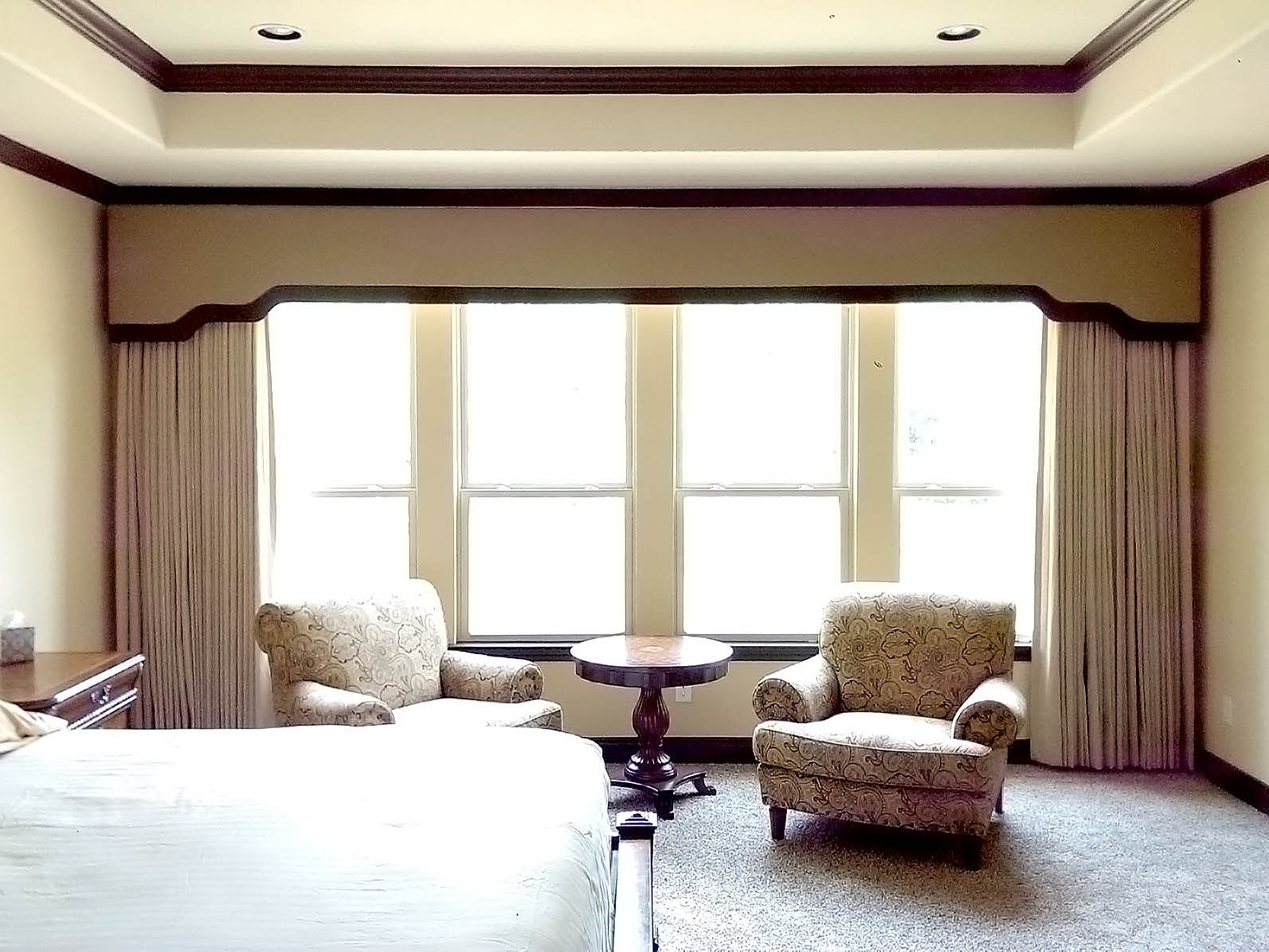 custom curtains and window panels conroe tx