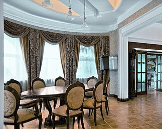 Custom Drapes Curtains Window Treatments In The