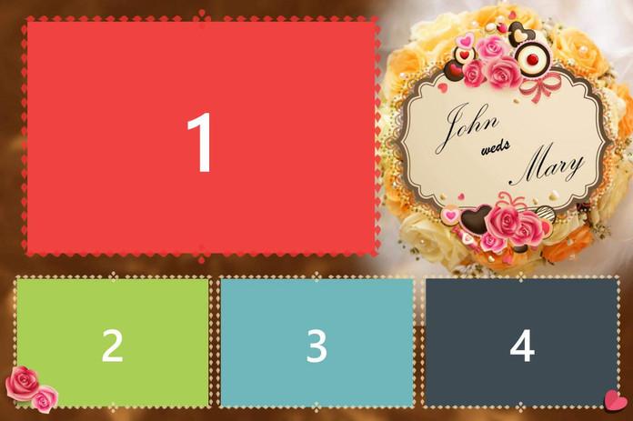 Beispiel Layout Fotobox