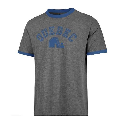 T-shirt Nordiques NHL '47 Capital Ringer Tee