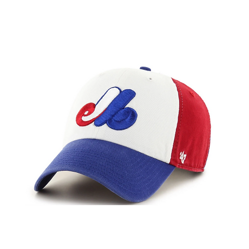 Casquette Montreal Expos MLB '47 Clean Up