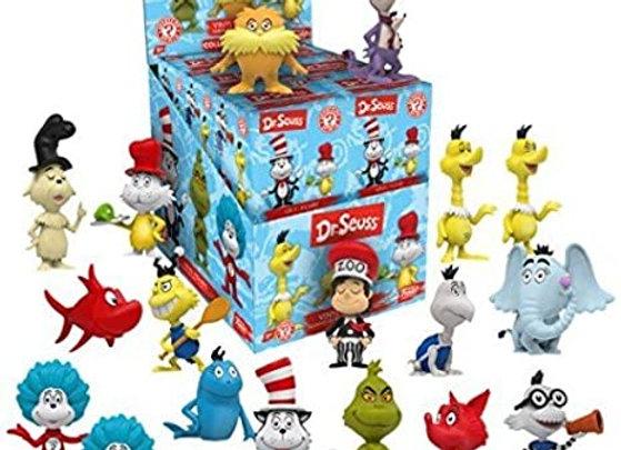 Pop! Dr Seuss Mystery Minis