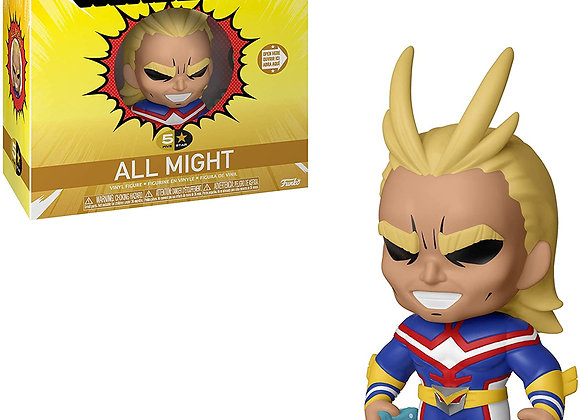 Pop! All Might