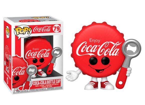 Pop! Coca-cola Bottle Cap 79