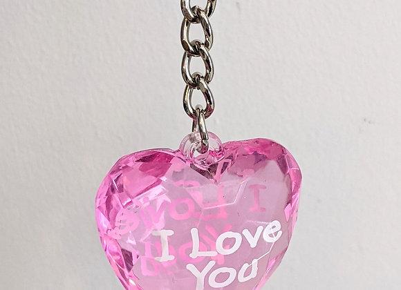 Porte clé I love you