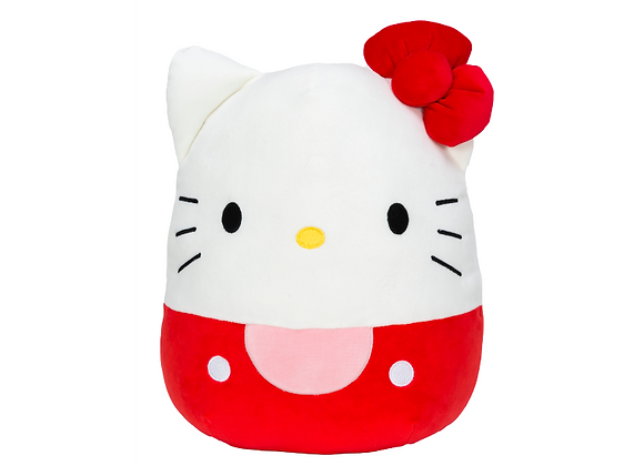 """Hello Kitty red 12"""""""
