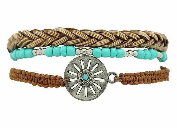 Bracelet turquoise DC
